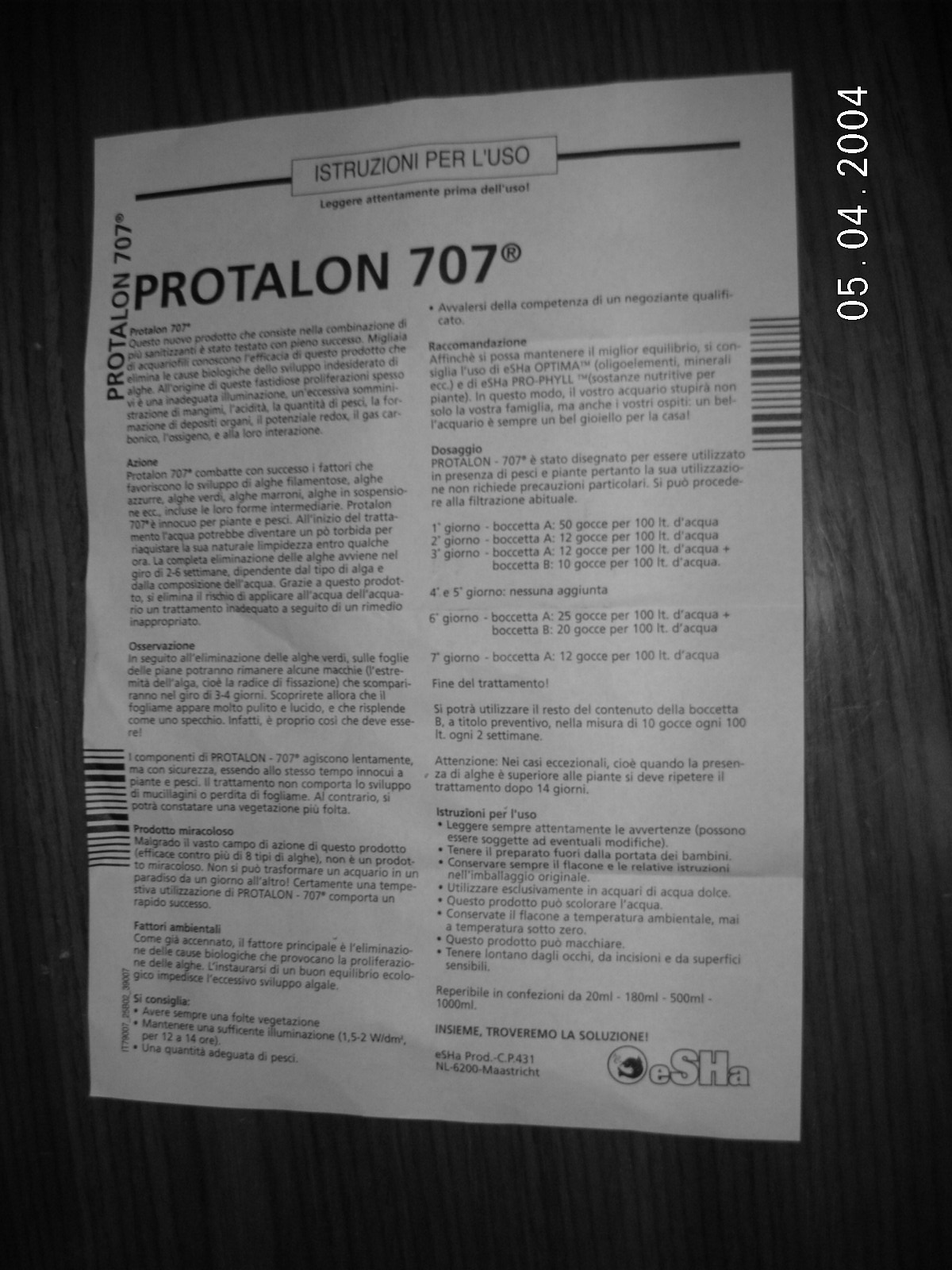 Protalon_instructions